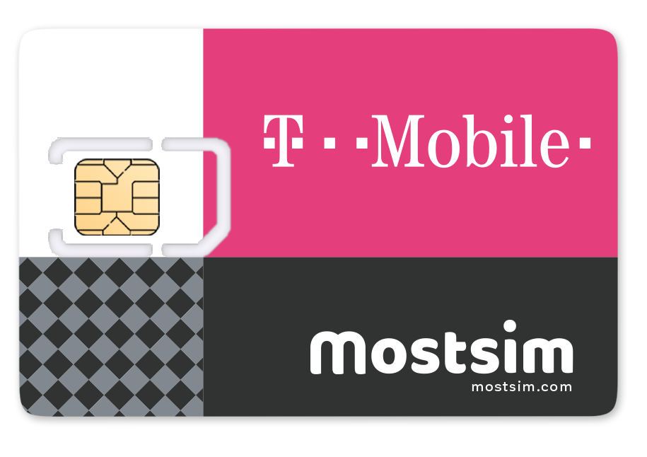 most sim x T mobile